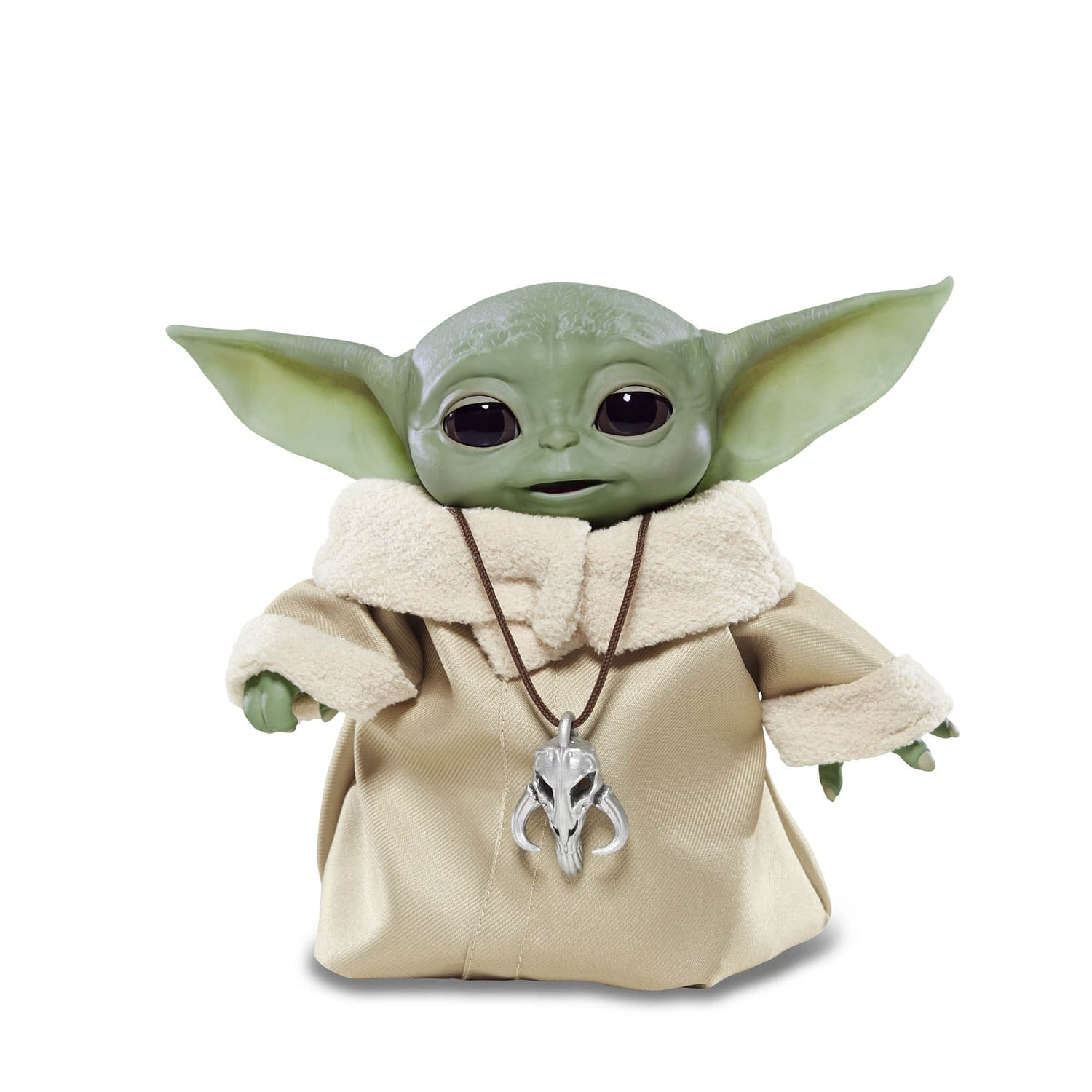 Baby Yoda Comes to Life with New Animatronic Toys from Hasbro