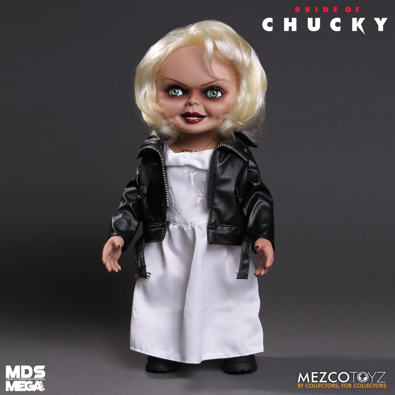Mezco Toyz Bride of Chucky Tiffany Doll