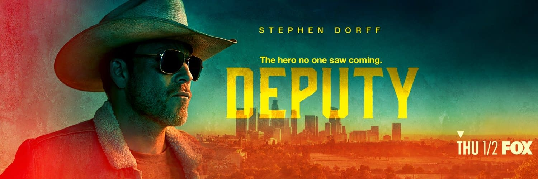 """Deputy"": Stephen Dorff Introduces Viewers to L.A. Lawman Bill Hollister [VIDEO]"