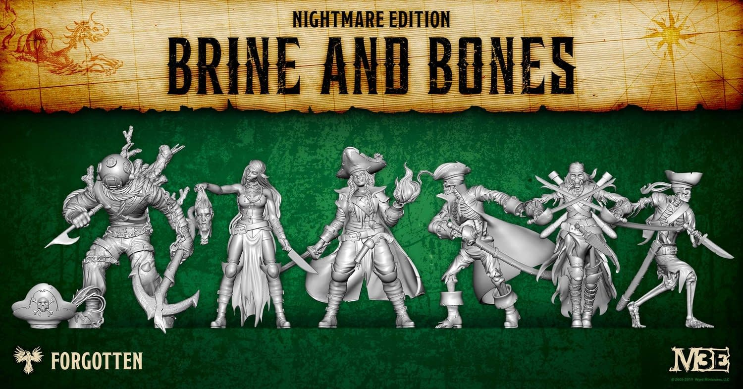 Wyrd Shows off the New Malifaux Nightmare Box for Gen Con