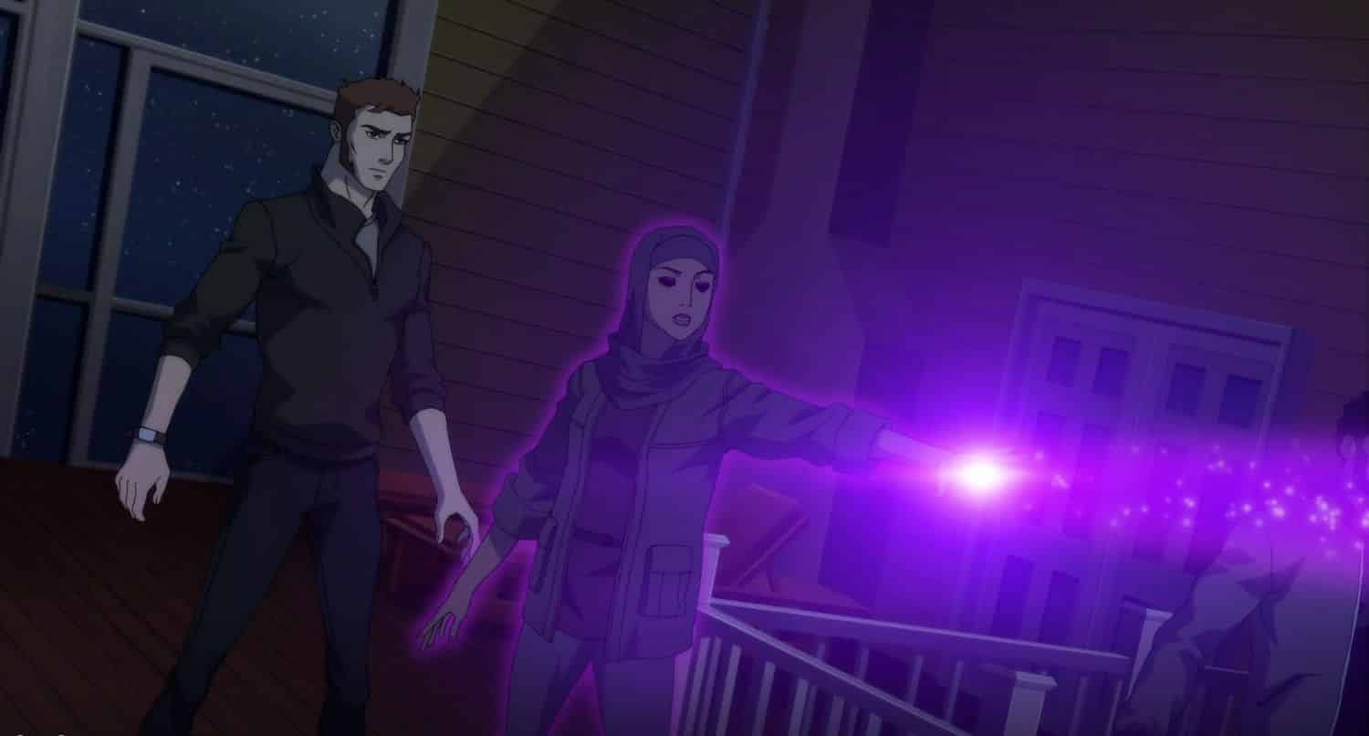 """'Young Justice: Outsiders' Recap – """"Nightmare Monkeys"""": Gar Goes Goggling  [SPOILERS]"""