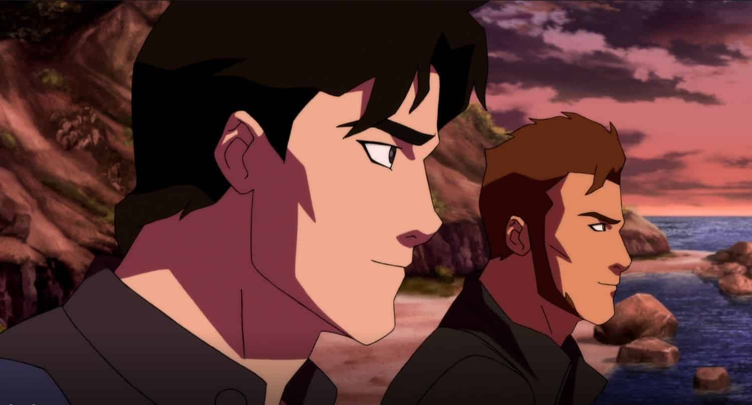 young justice outsiders s3e11