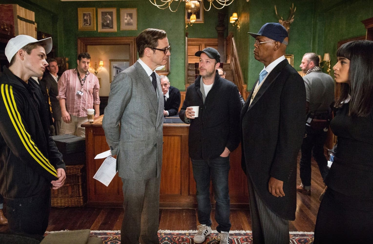 Matthew Vaughn Is Not Pleased With The Marketing For Kingsman: The Golden Circle