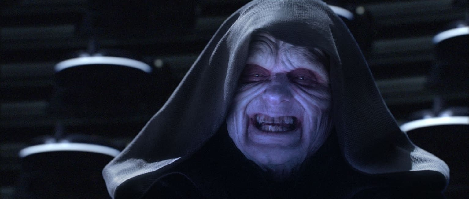 It Was Always the Plan to Bring Back Palpatine for Star Wars: The Rise of Skywalker