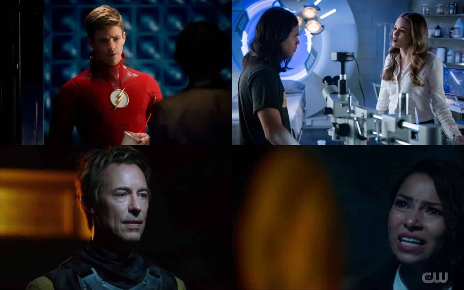 "'The Flash' S5E10 ""The Flash & the Furious"": Nora, Thawne, and a Metahuman Cure? [SPOILER REVIEW]"