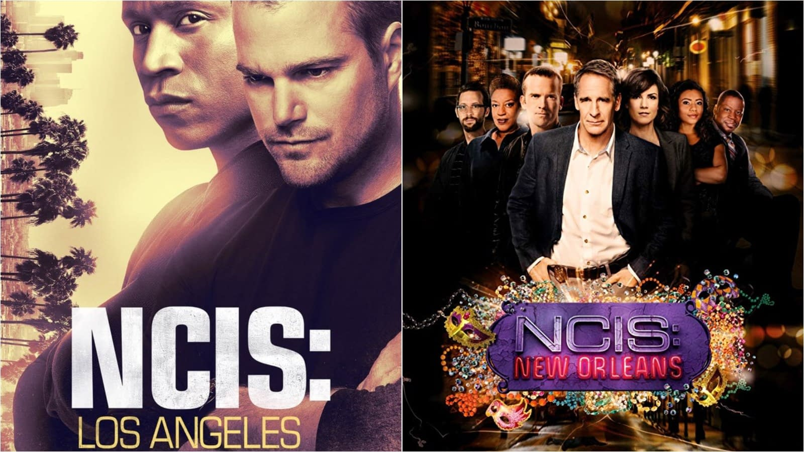 ncis los angeles new orleans