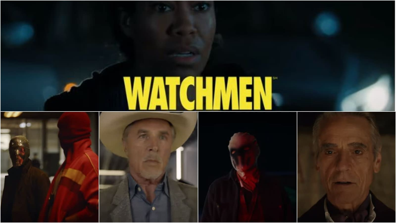 """Watchmen"": HBO Series Set for October 20? Damon Lindelof Talks ""Weird"" Factor [REPORT]"