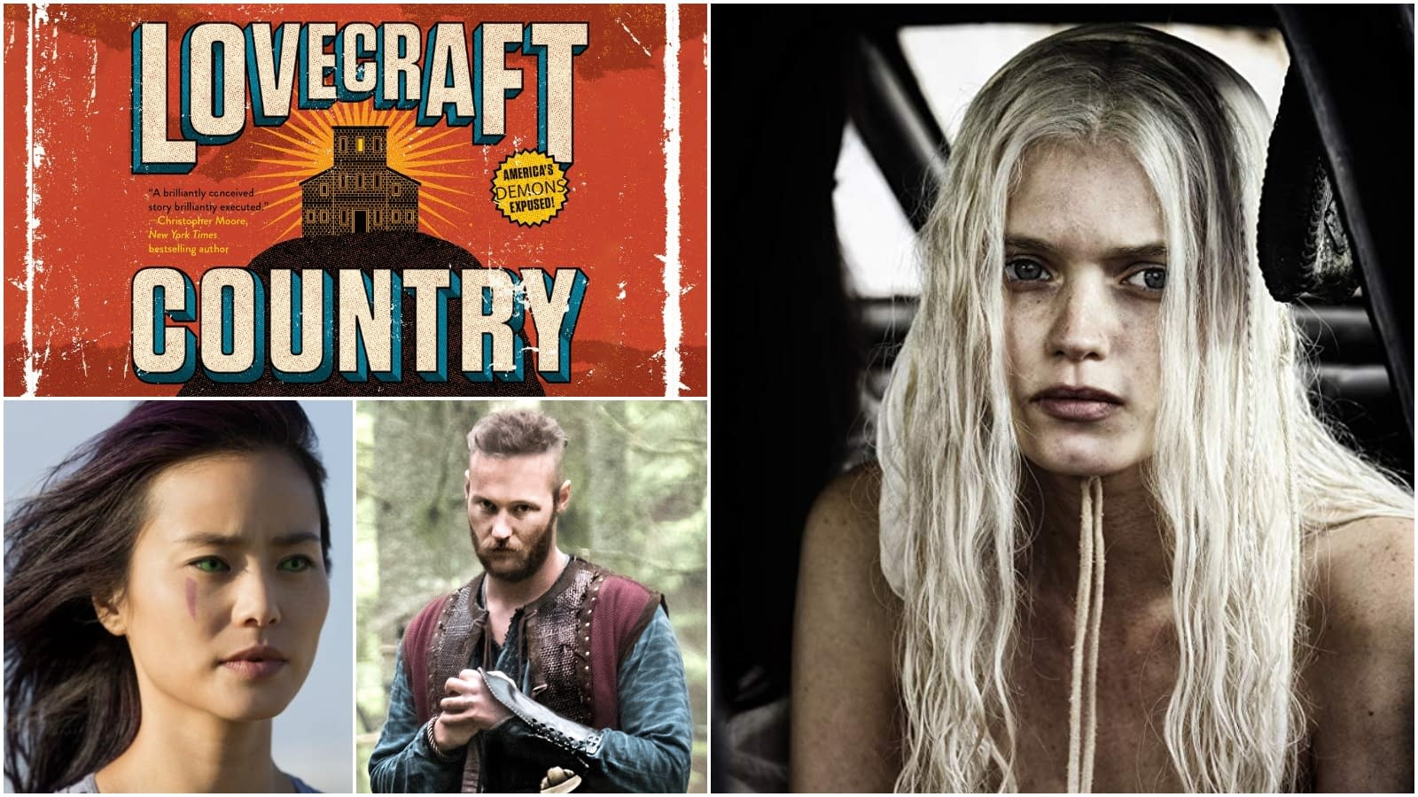 """Lovecraft Country"": HBO's J.J. Abrams/Jordan Peele Series Adds Abbey Lee in Recasting; Jamie Chung, Jordan Patrick Smith as Recurring"