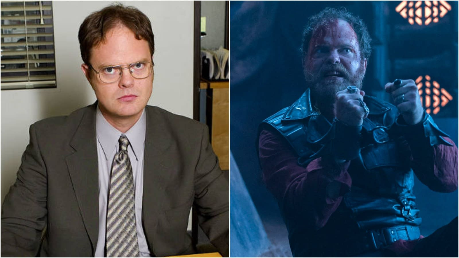 rainn wilson the office star trek