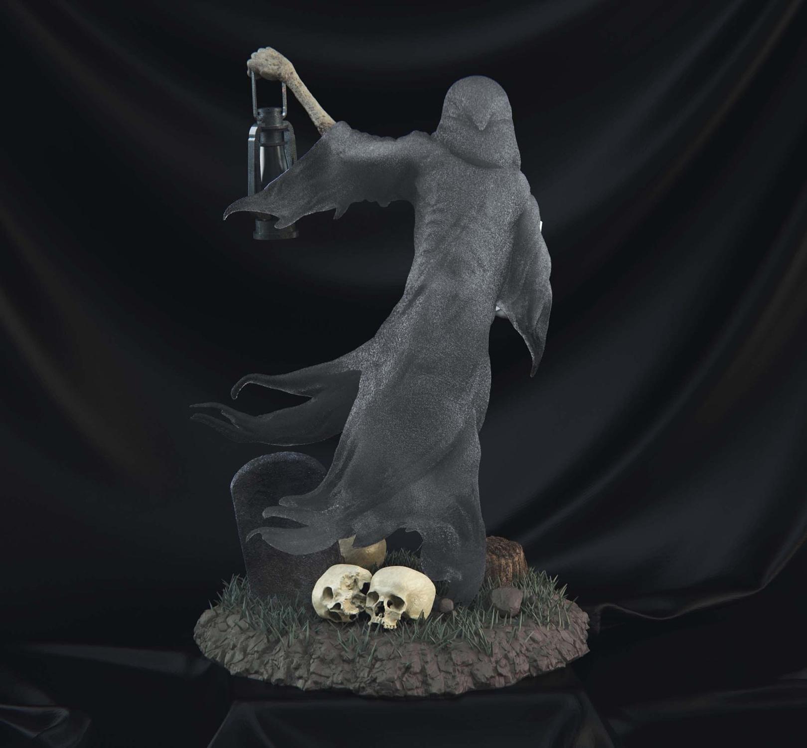Incendium-Creepshow-Statue-004