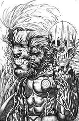 Wolverine #320 Slices Through Reorders