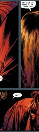 Did Mephisto Just Break His Promise To Mary Jane Watson (Spider-Man/Deadpool Spoilers) UPDATE