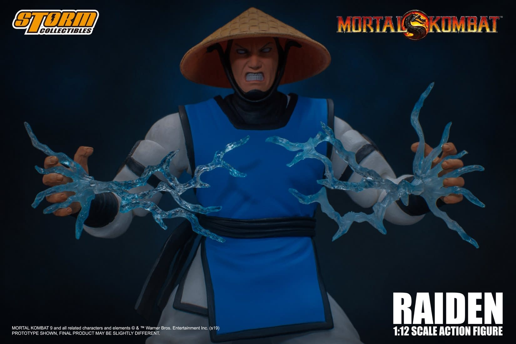 """""""Mortal Kombat"""" Gets a New Challenger with Storm Collectibles"""