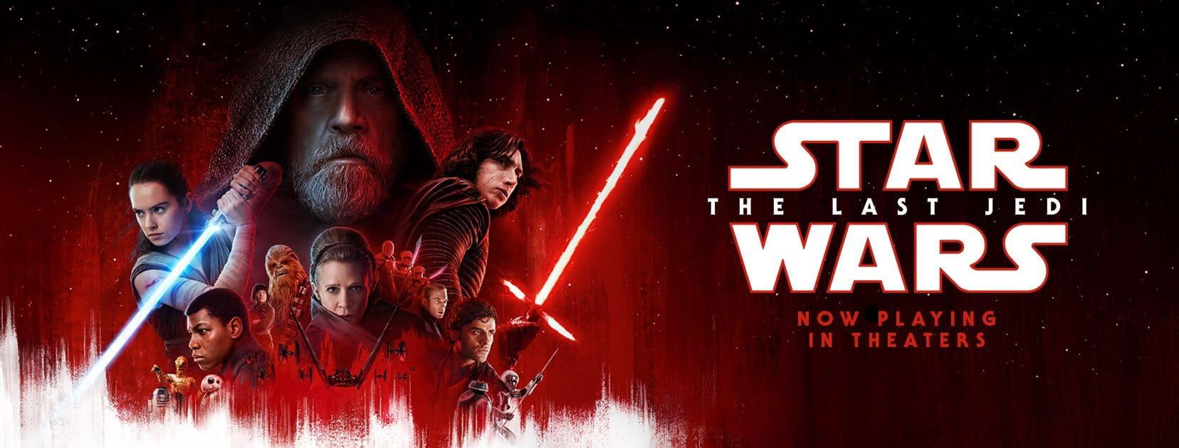 Facebook User Claims To Have Manipulated The Last Jedi Audience Score