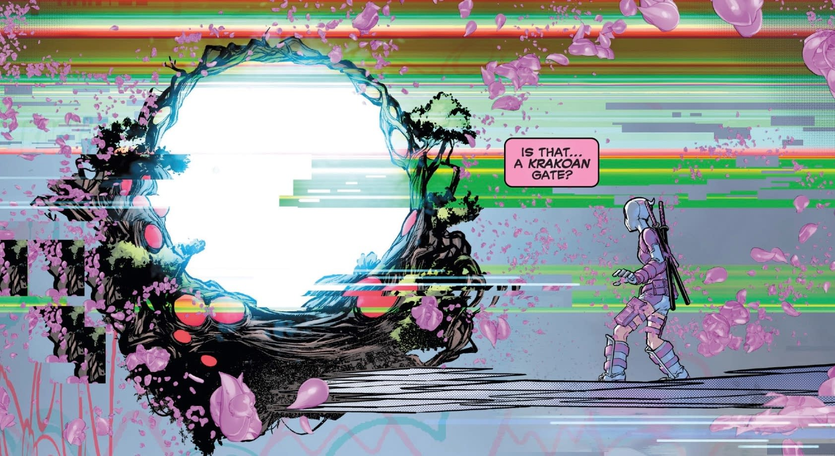 Which Marvel Comic This Week Reveals It's Been a Secret Dawn of X Book Along?