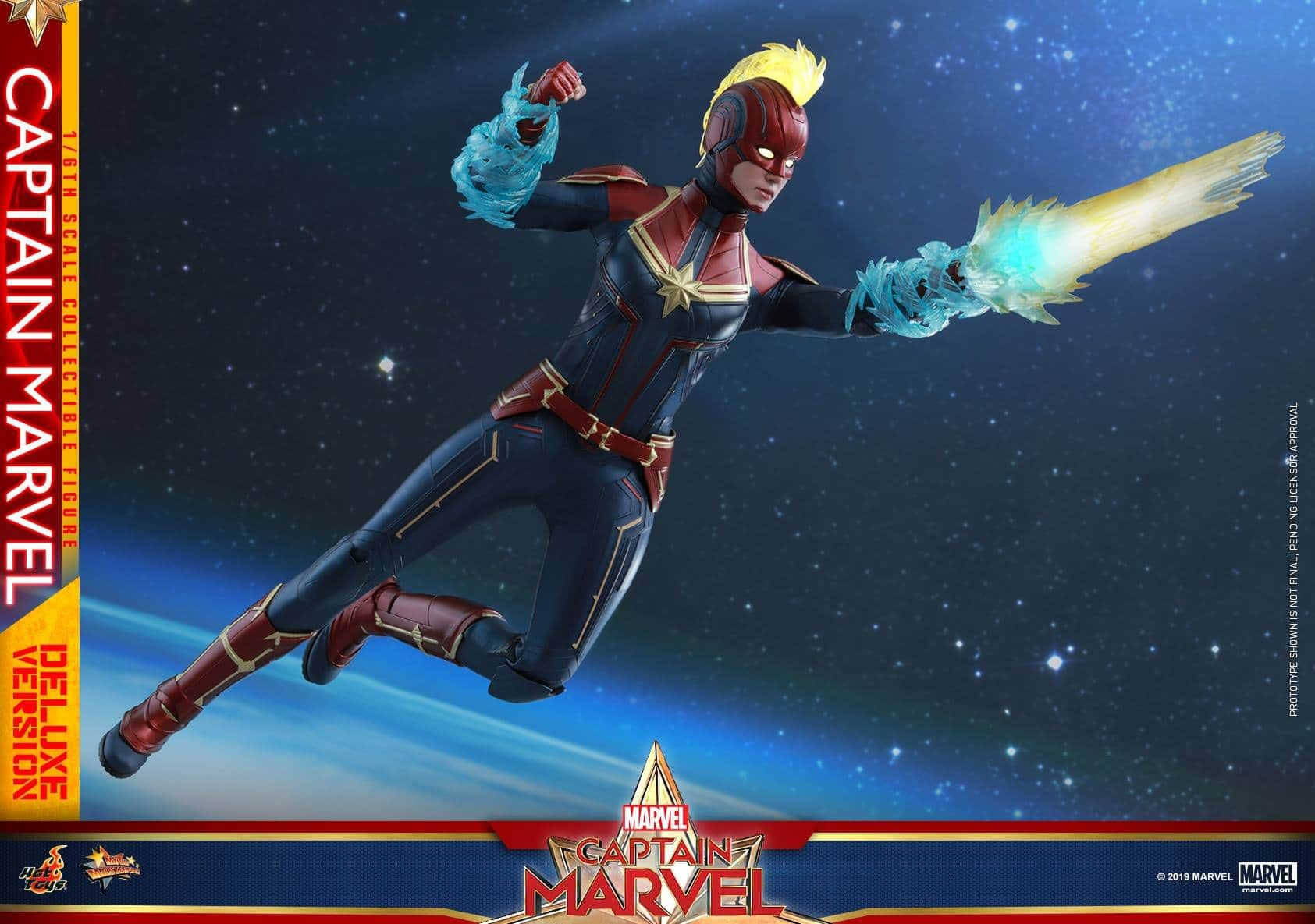 Hot Toys Captain Marvel 21