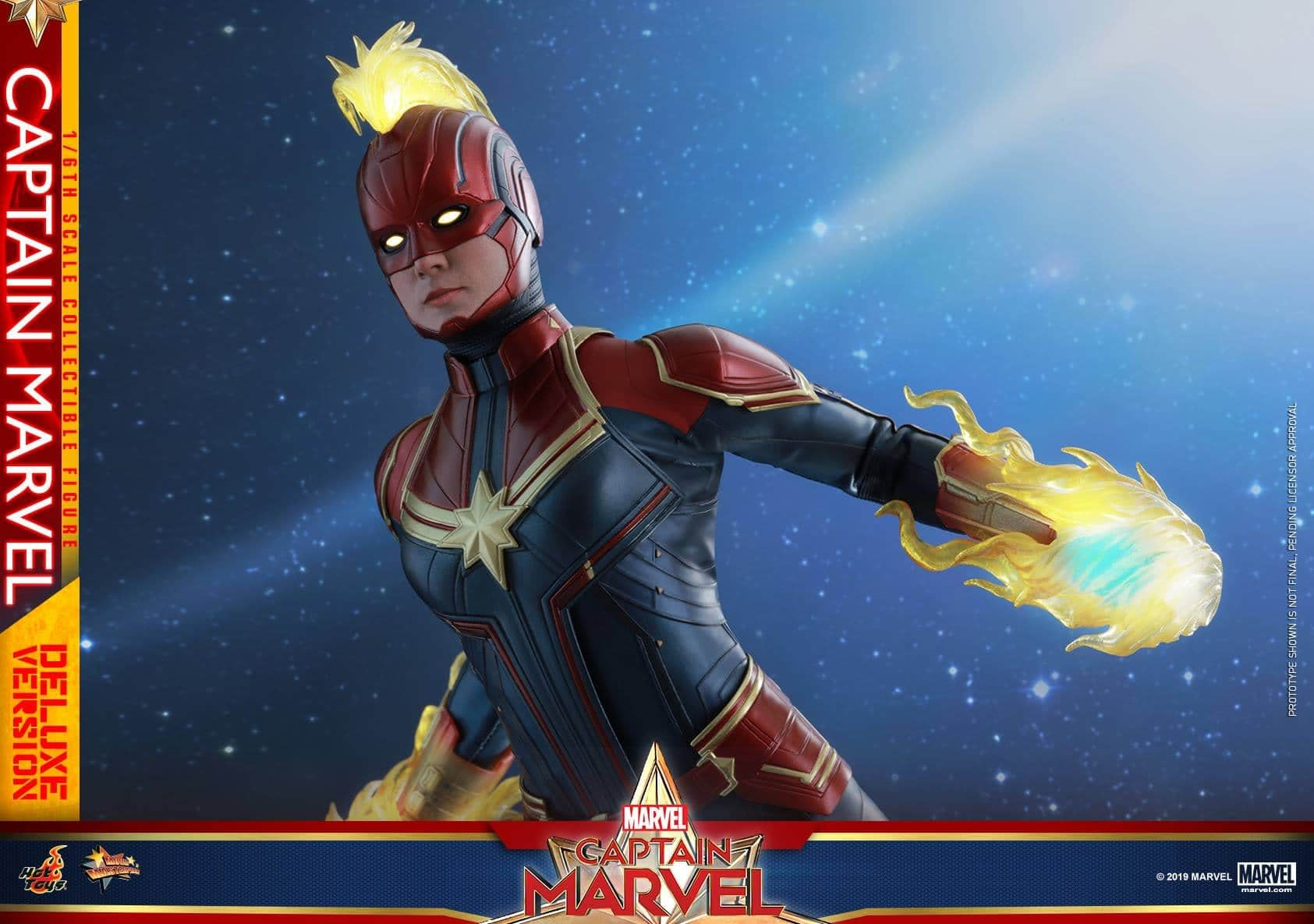 Hot Toys Captain Marvel 28