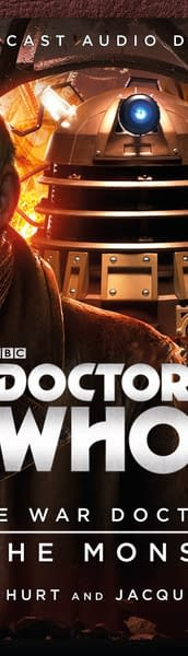 John Hurt Returns As The War Doctor In Doctor Who: Only The Monstrous