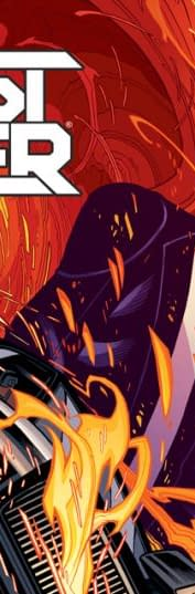All New Ghost Rider Is NOT Cancelled. Well Not Any More.