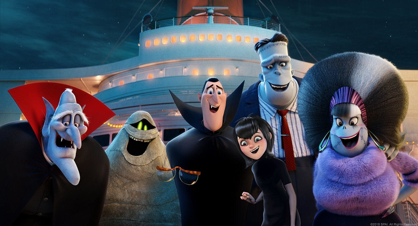 Hotel Transylvania 3 Looking to Take the Box Office with $41M Debut