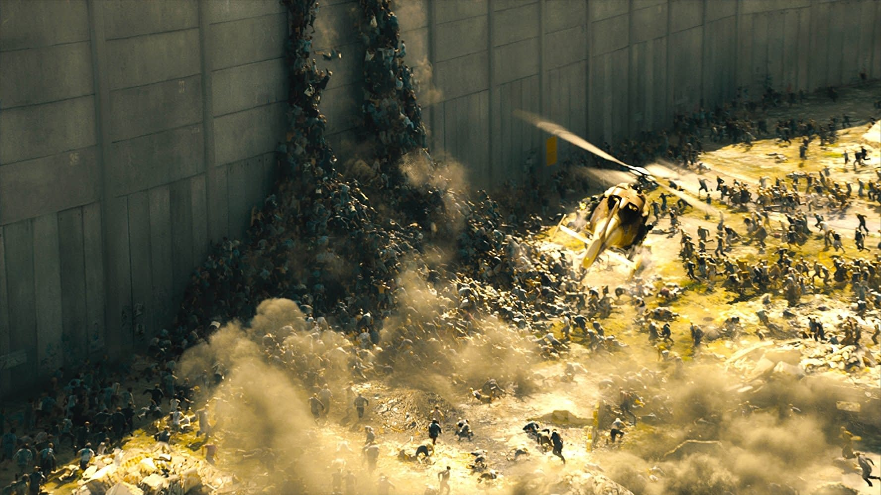 [RUMOR] World War Z 2 Production Has Been Pushed Back
