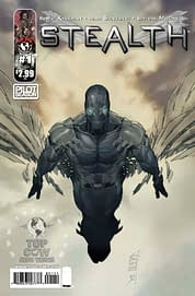 Preview: Robert Kirkman and Marc Silvestri's Stealth