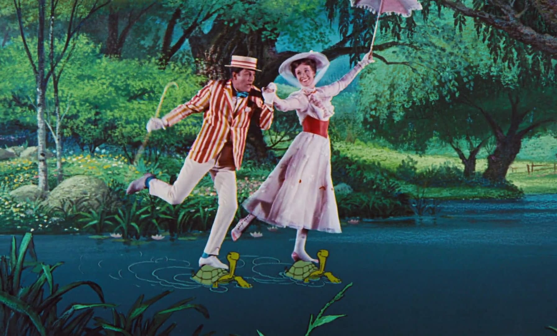 'Mary Poppins' is the Greatest Movie Musical of All Time and This is the Hill I'm Willing to Die On