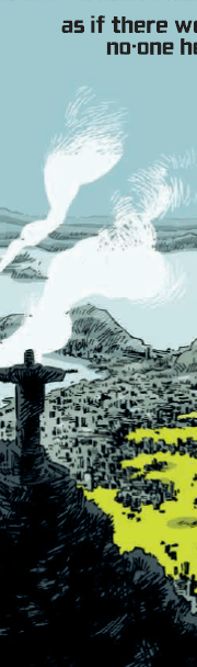 Warren Ellis And Jason Howards Trees &#8211 Your New Favourite Comic Book