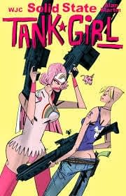 Solid State Tank Girl Cover Warwick Johnson-Cadwell
