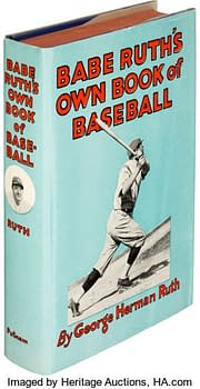 Heritage Auctions Has a Rare Book Auction Coming in March That Will Blow Your Mind