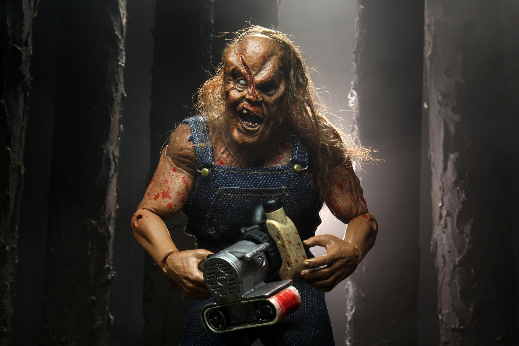 NECA Reveals Photos Of Victor Crowley 8-Inch Figure, Out In January