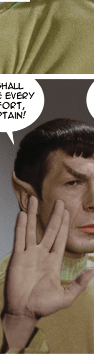 43 Thoughts About 43 Comics &#8211 From Leonard Nimoy To Stjepan Šejić