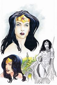 The Wonder Woman Original Graphic Novel That Will Not Be Published