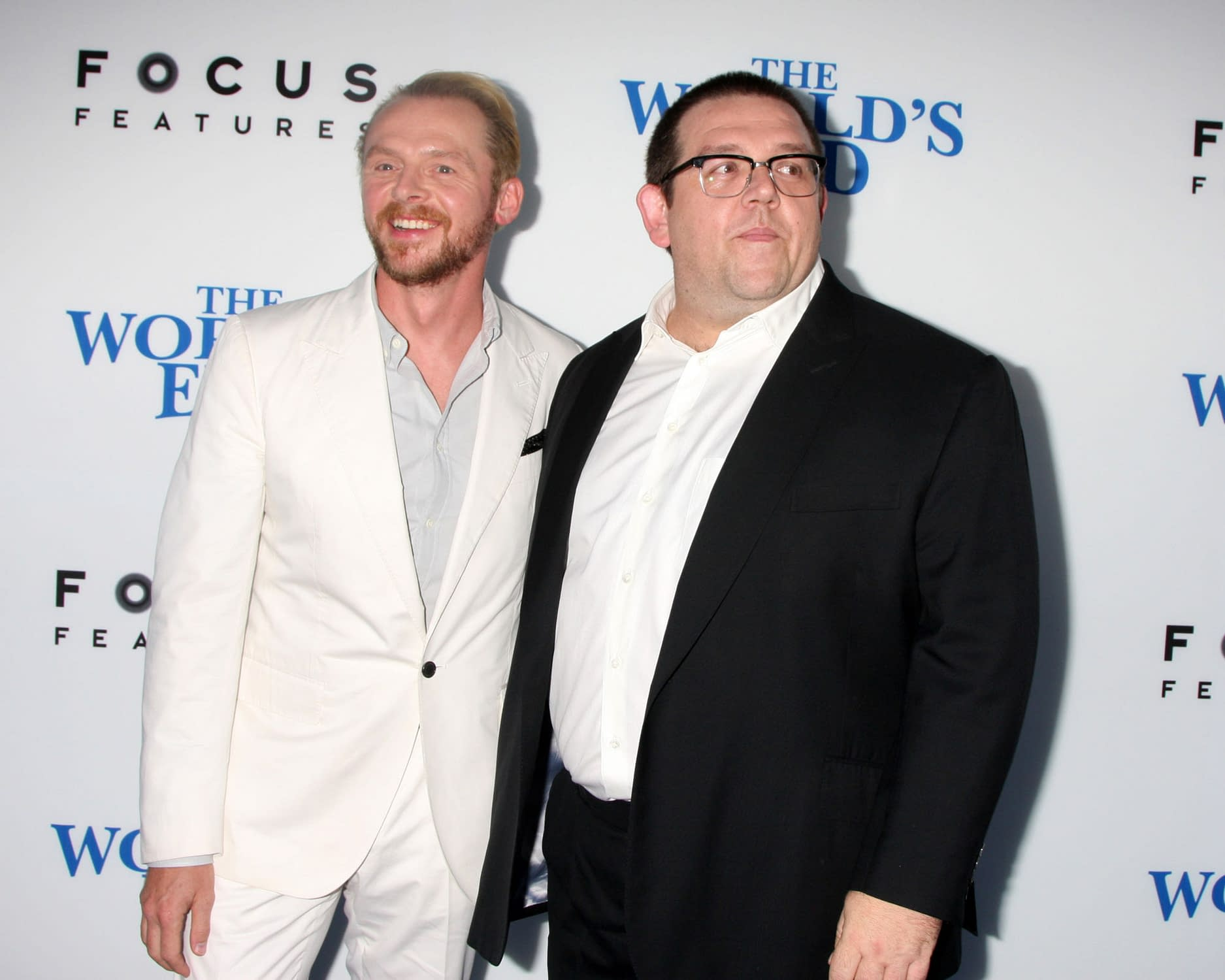 """Truth Seekers"": Amazon Busts Nick Frost, Simon Pegg for Comedy-Horror Series"