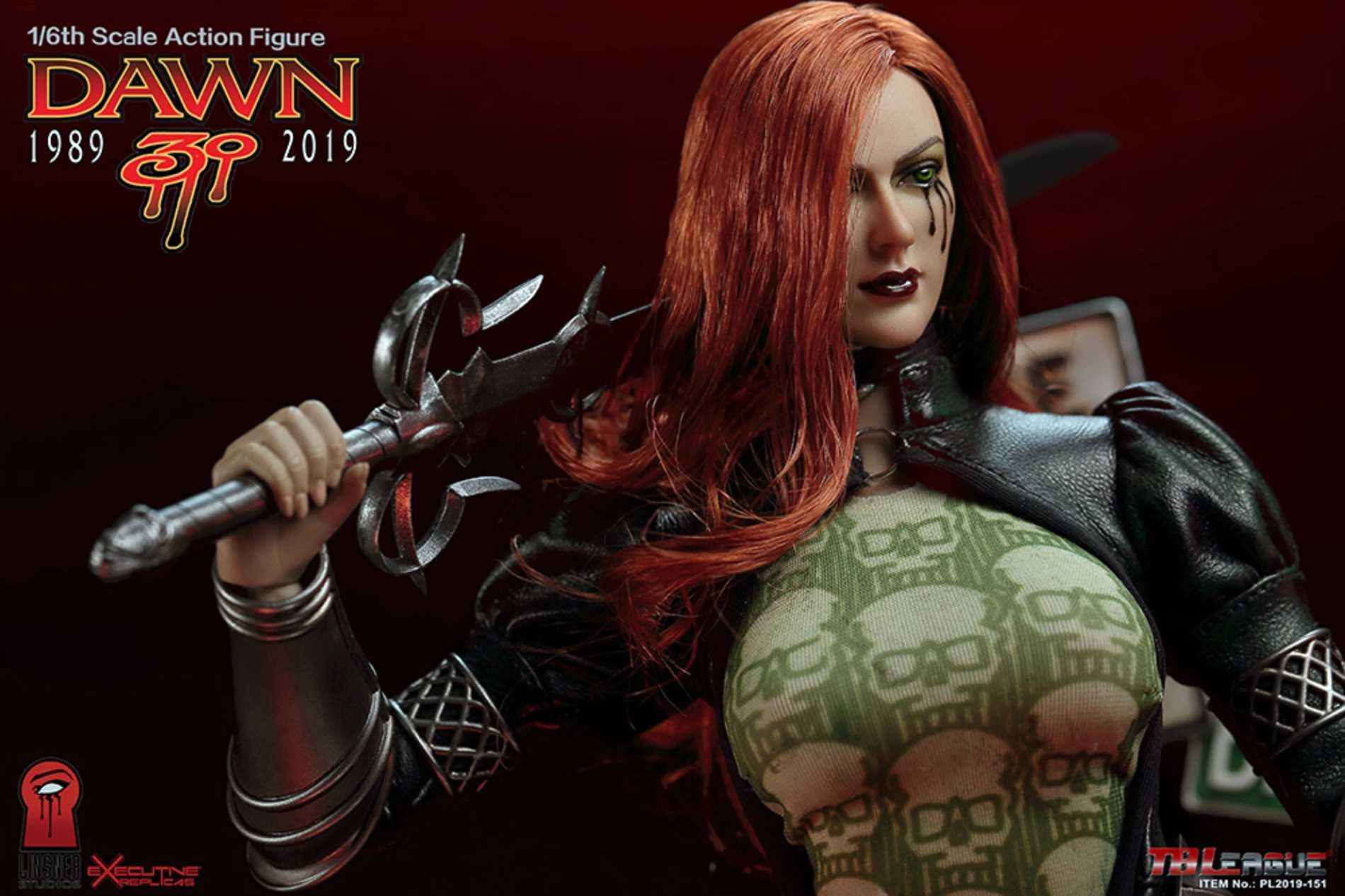 Dawn Shows Her Power as the Next Figure from Executive Replicas