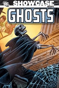 DC Recalls And Reprints Showcase Presents: Ghosts Over This Missing Page