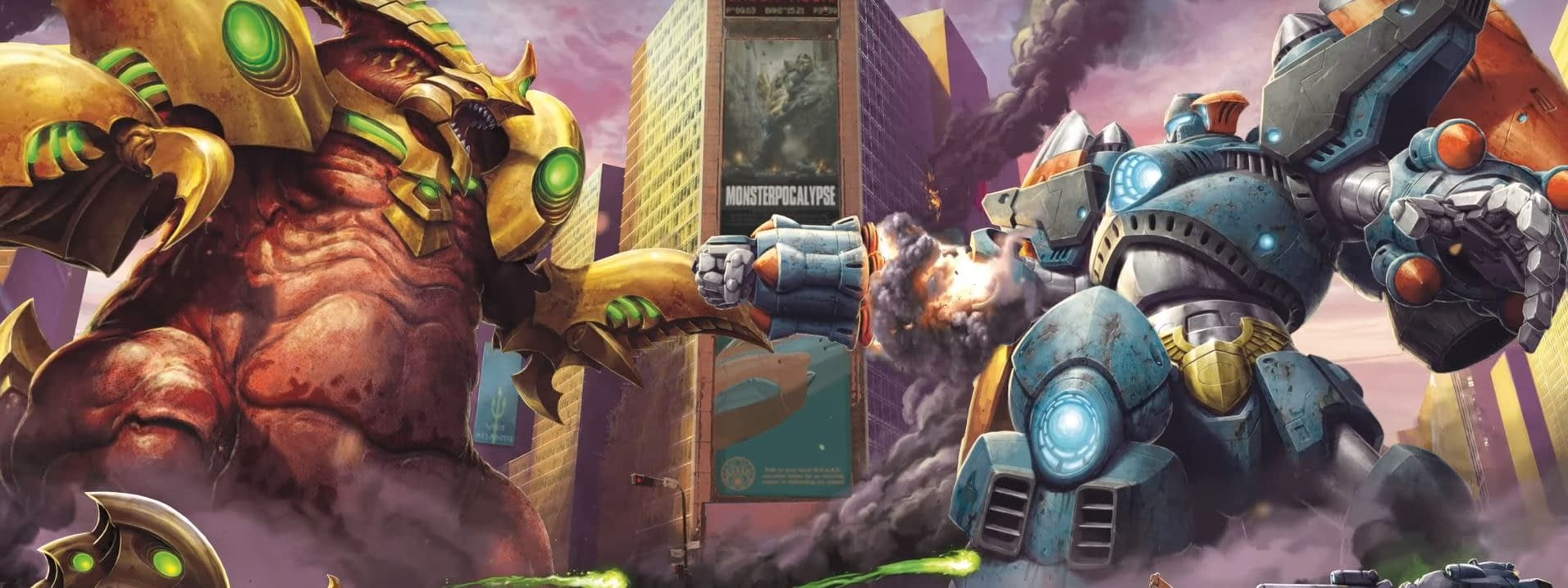 """""""Monsterpocalypse"""" Contest Could Put YOUR Store In-Game!"""