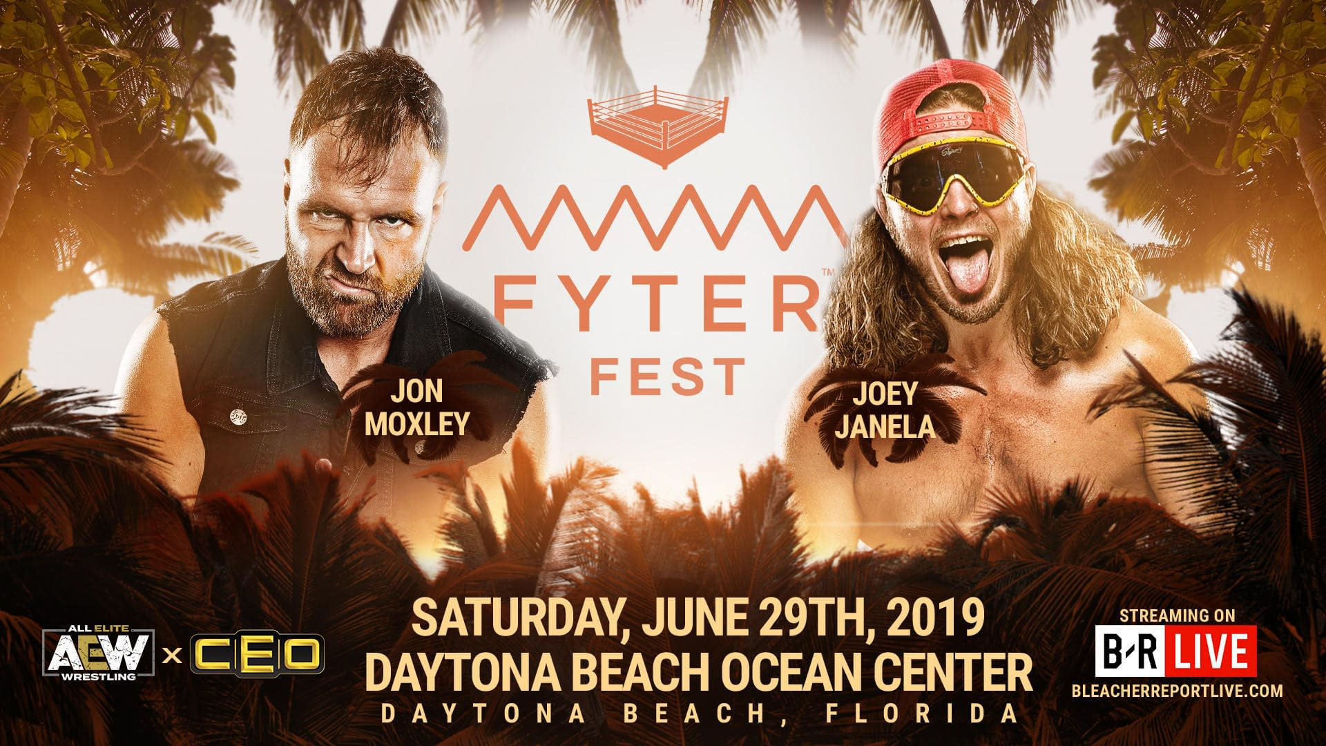 Fyter Fest 2019: AEW Offers Wrestling Fans Jon Moxley for Free [VIDEO]