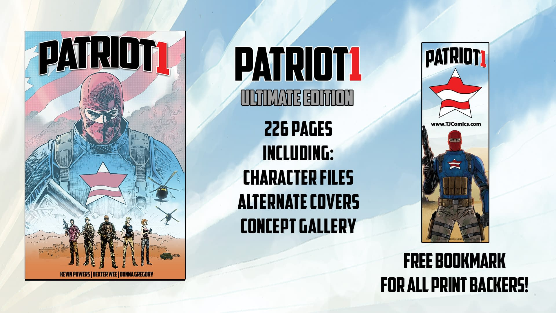 Patriot-1 is the Book America -- and the World -- Needs Right Now