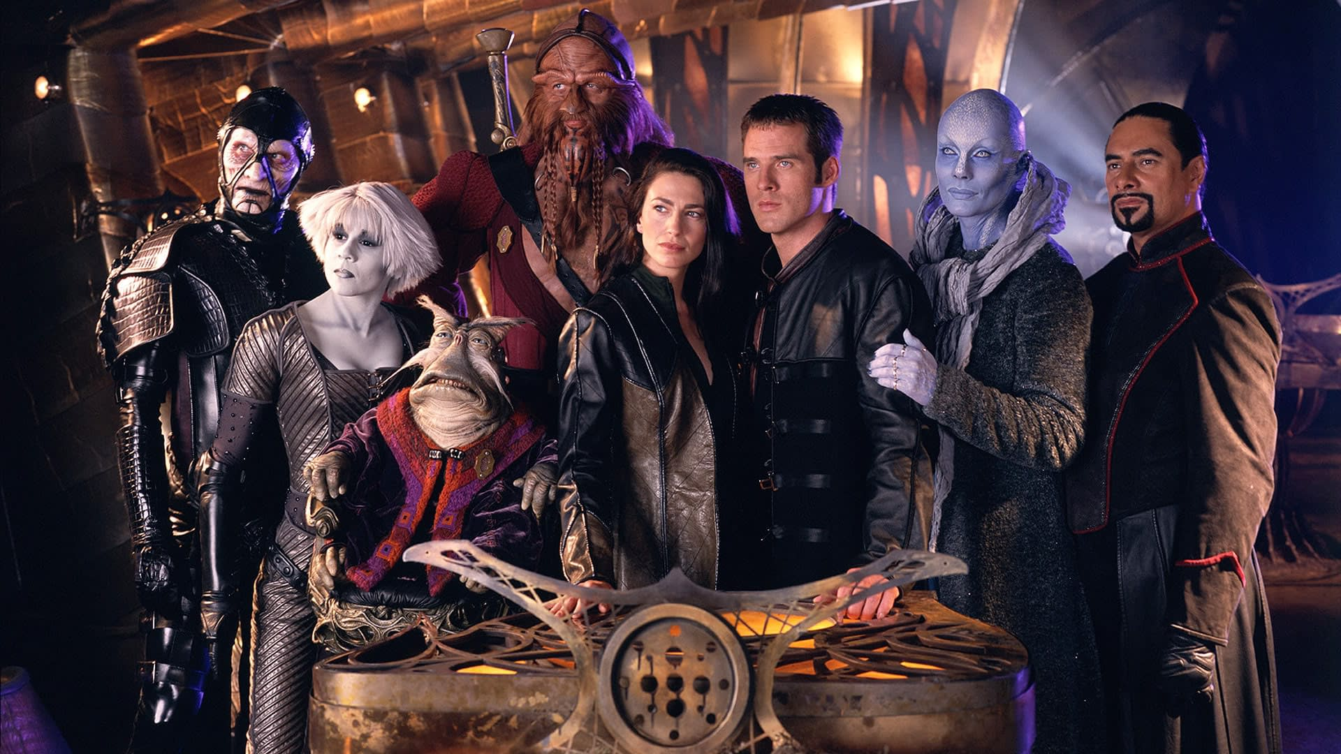 """""""Farscape"""": Director James Gunn On How Cult Fav Sci-Fi Series Was Major """"Guardians of the Galaxy"""" Influence"""
