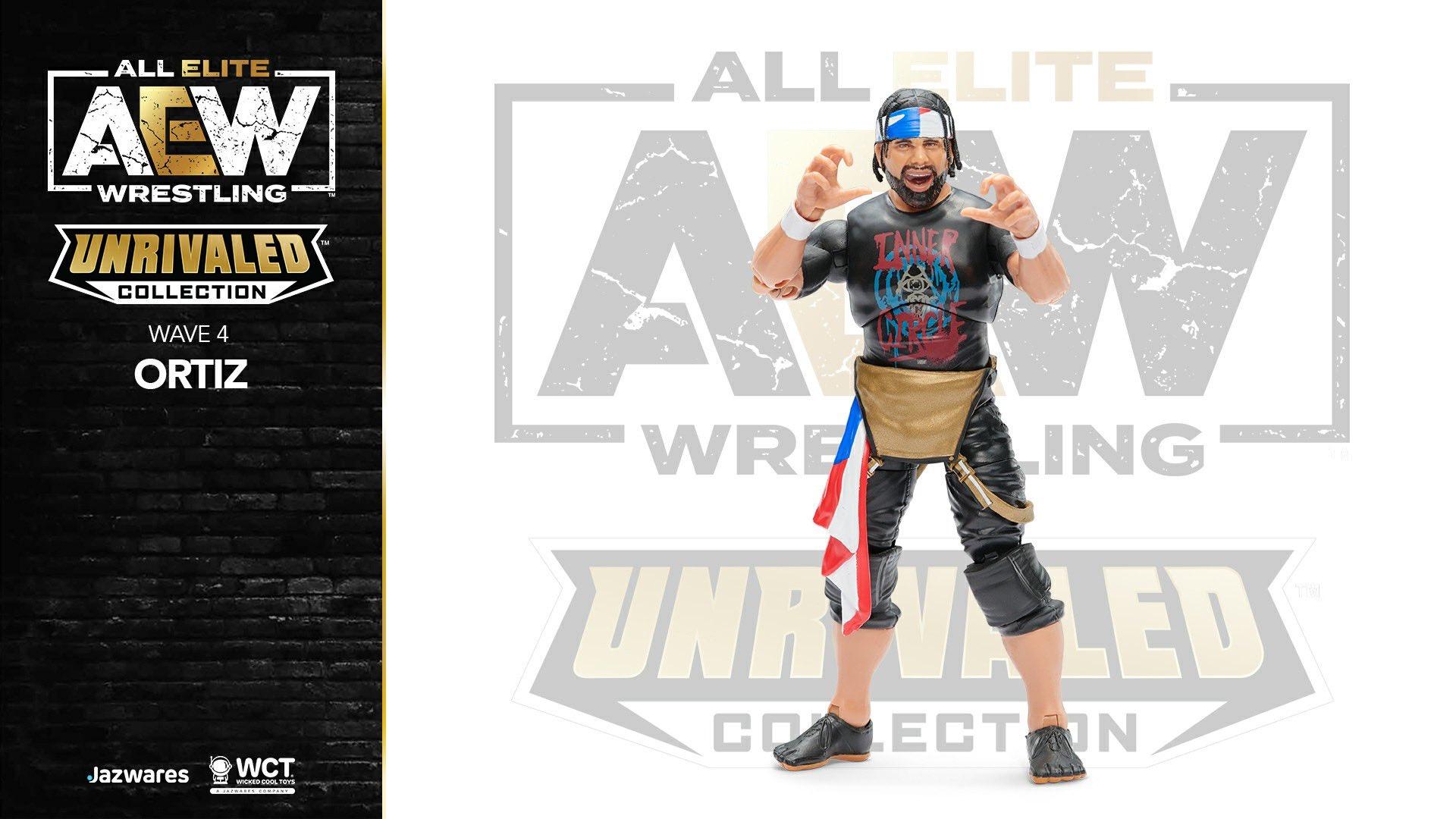 AEW Unrivaled Series Four Revealed, Matt Hardy, Sammy, Cody, More