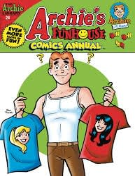 Reggie Cant Catch a Break: Archies Funhouse Comics Annual #24