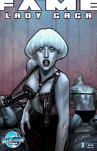 SCOOP: Lady Gaga And Justin Bieber To Sue Bluewater Comics