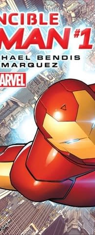 Marvel Launch Iron Man Parties To Build Your Own Iron Man On October 7th