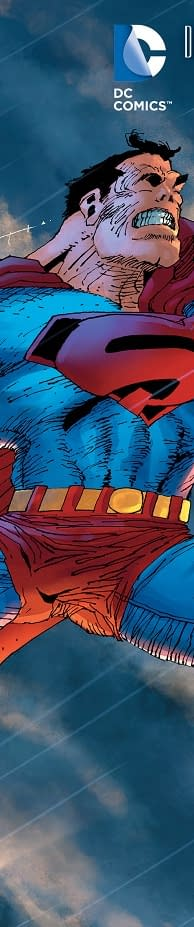 Frank Miller Draws Superman And The Atom For Dark Knight III