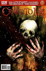 SCOOP: Life Of Agony's Alan Robert To Create New Comic, Crawl To Me, In July