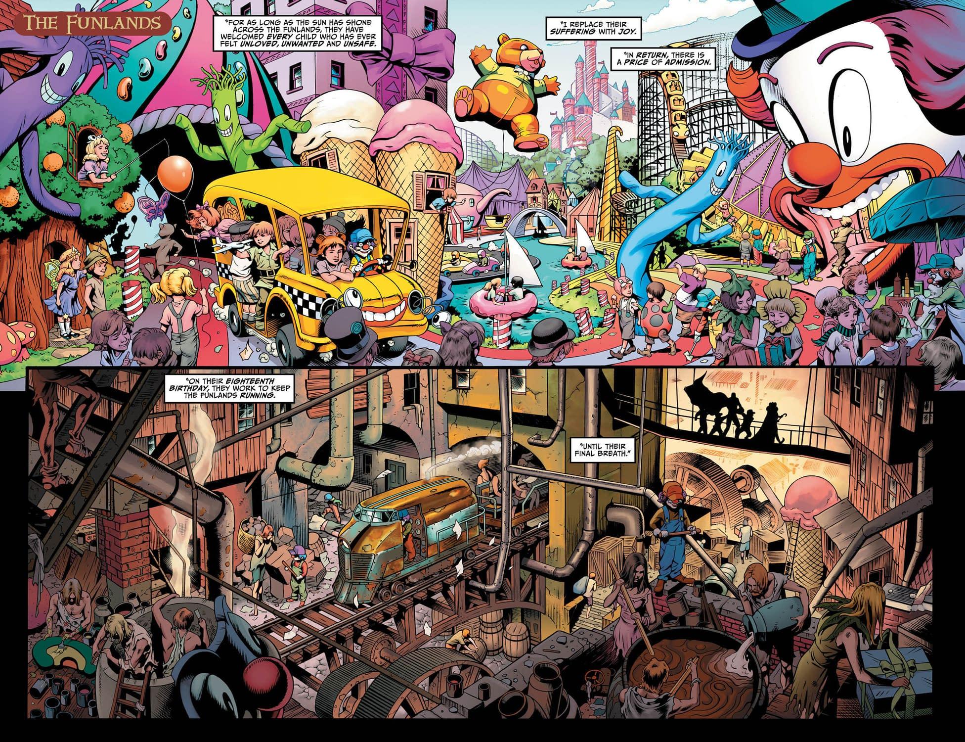 Black Adam Returns in This Shazam #5 Preview