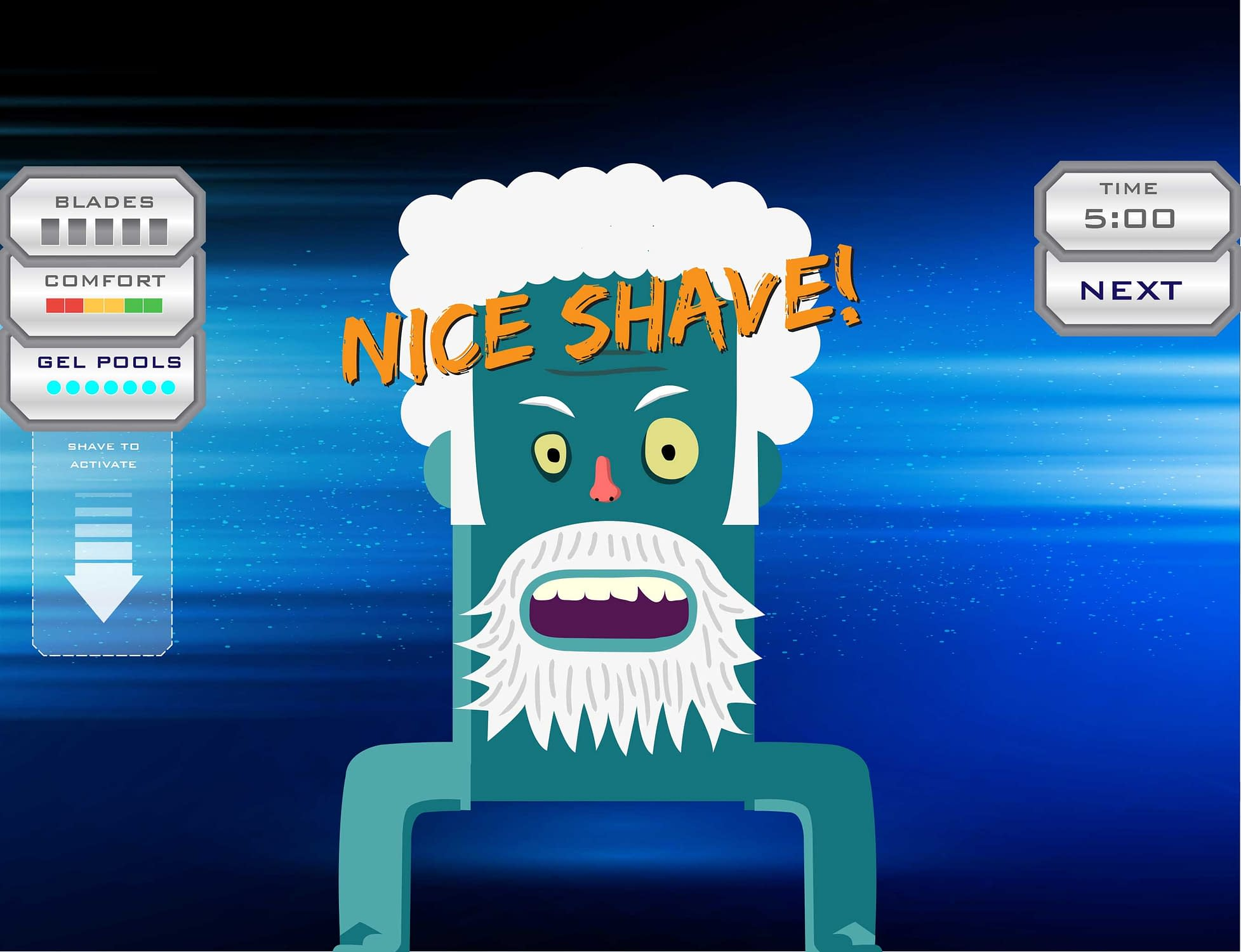 Schick Hydro Comes To Beard Country, Debuting Video Game At New York Comic Con