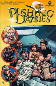 Bryan Fuller Writing Pushing Daisies Graphic Novel, Honest