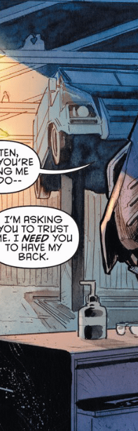 Youll Believe A Commissioner Can Fly In Detective Comics Preview